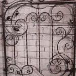 Решетки кованые фото 75