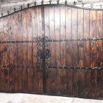 Ворота фото 42