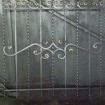Решетки кованые фото 65