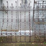 Решетки кованые фото 98