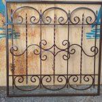 Решетки кованые фото 102