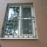 Решетки кованые фото 106
