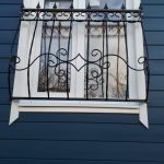 Решетки кованые фото 108