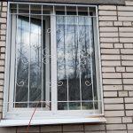 Сварные решетки на окна 73