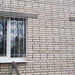 Сварные решетки на окна 77