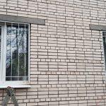 Сварные решетки на окна 78