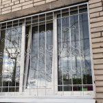 Сварные решетки на окна 79
