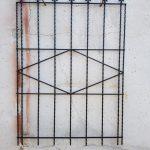 Сварные решетки на окна 80