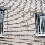 Сварные решетки на окна 82