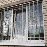 Сварные решетки на окна 83