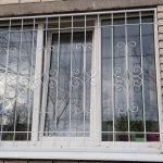 Сварные решетки на окна 84