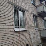 Сварные решетки на окна 85
