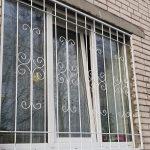 Сварные решетки на окна 87