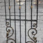 Решетки кованые фото 104